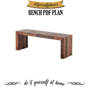 free bench plans