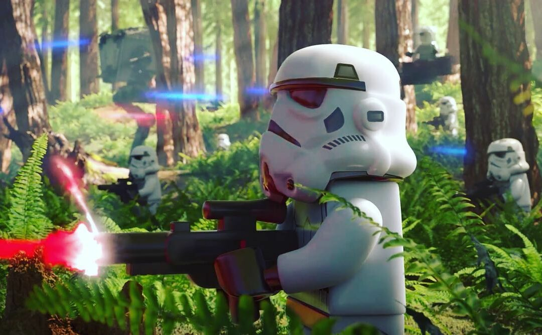 LEGO Star Wars!