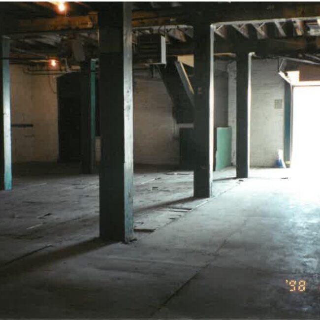 Miller Station - Before