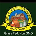 Logo: Mills River Creamery