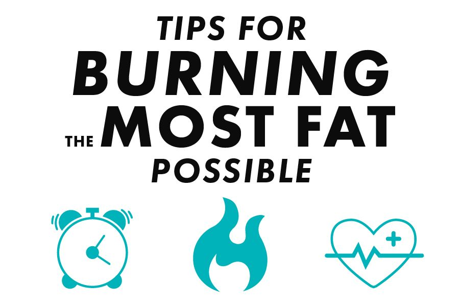 Josh Bowmar's Tips for Burning the Most Fat Possible!