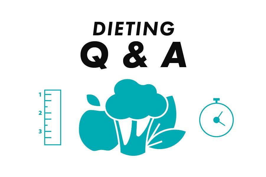 Dieting Q&A with Josh Bowmar: