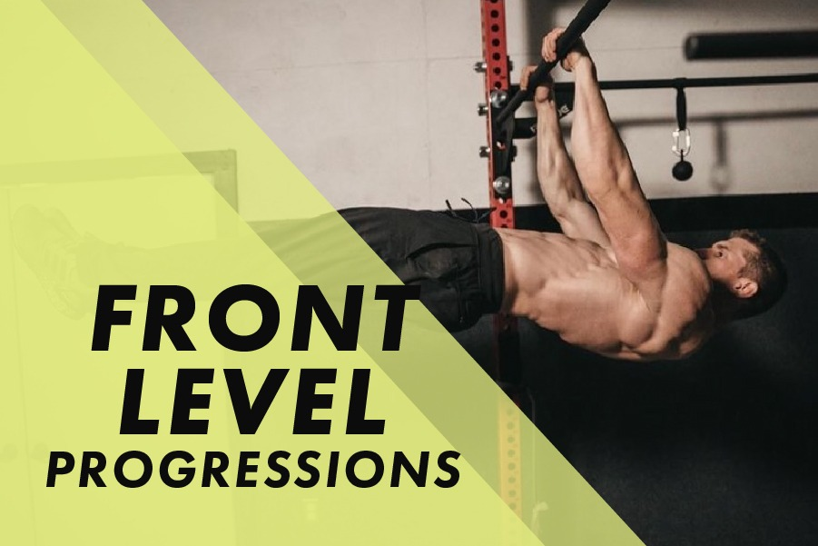 Front Lever Progressions with Josh Bowmar: