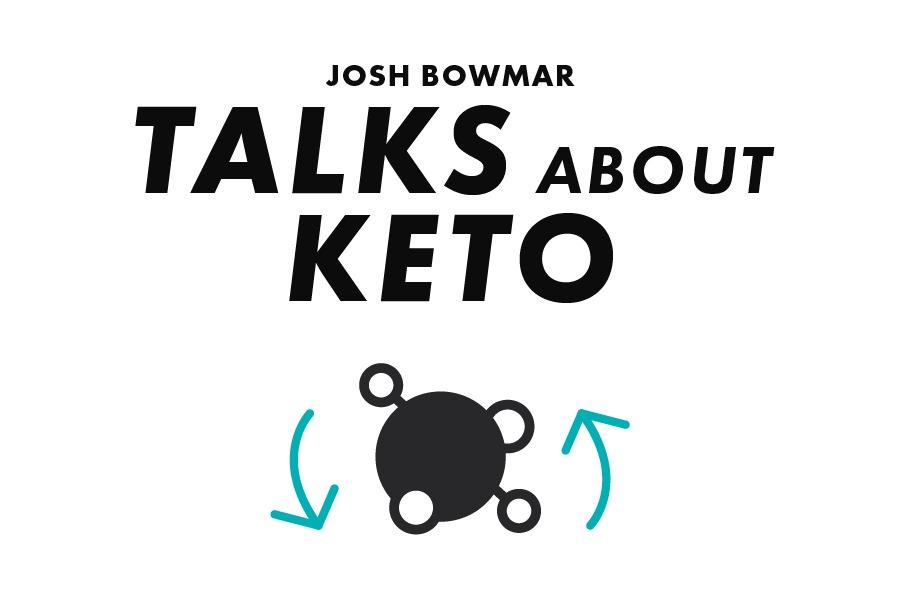 Josh Bowmar talks KETO: