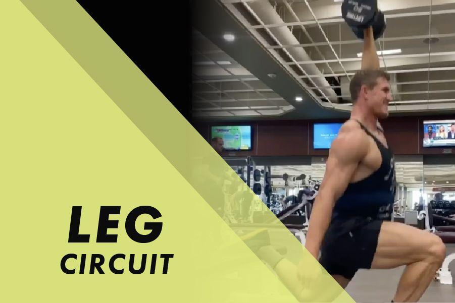 Leg Circuit with Josh Bowmar: