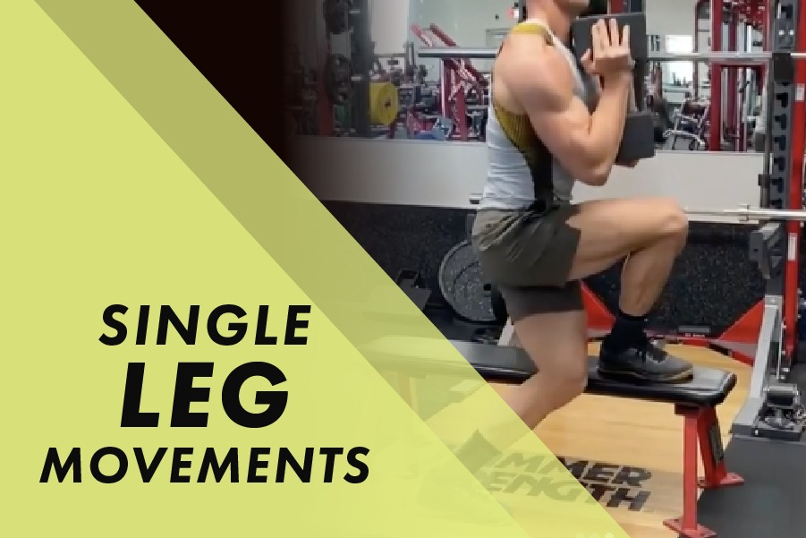 Single Leg Movements with Josh Bowmar: