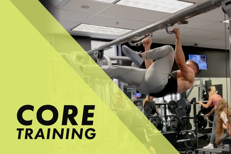 Core Training with Josh Bowmar: