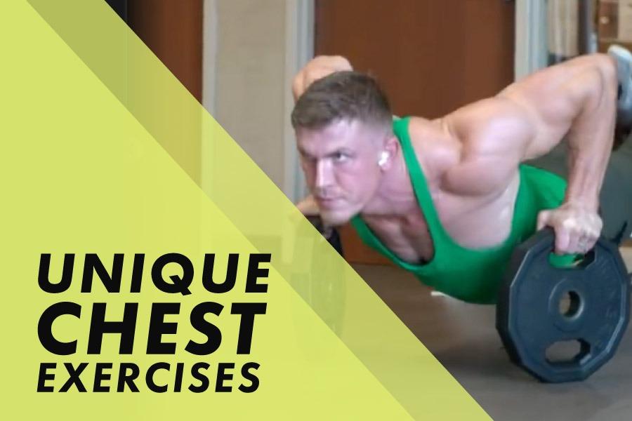 Unique Chest Workouts with Josh Bowmar: