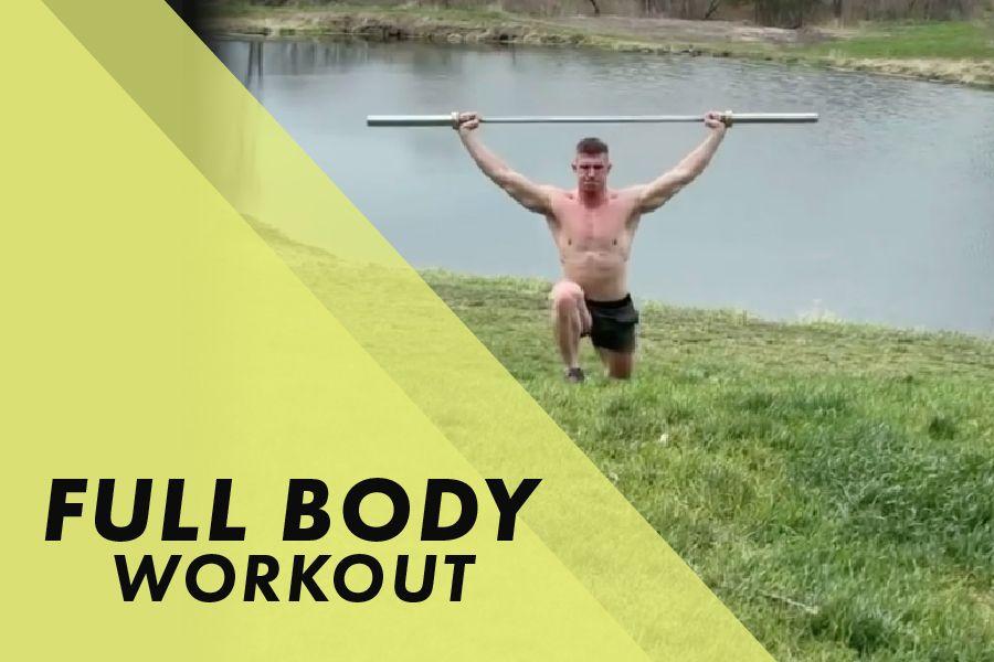 Leg Workout with Josh Bowmar: