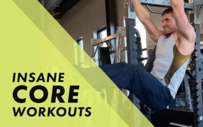 Insane Core Workouts with Josh Bowmar: