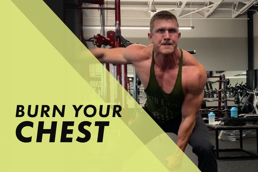 Burn out your chest with Josh Bowmar: