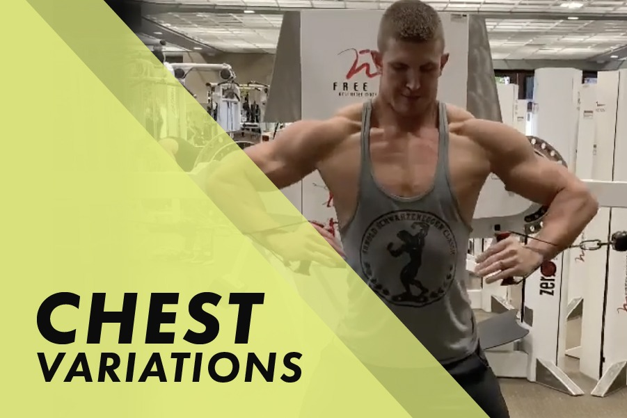 Chest variations with Josh Bowmar: