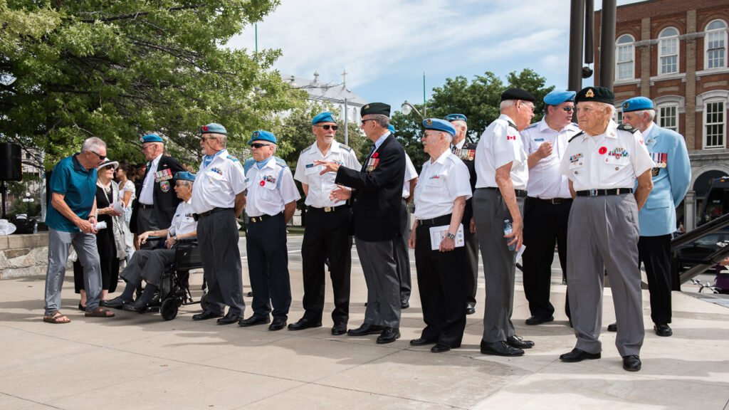 UN Peacekeepers Day