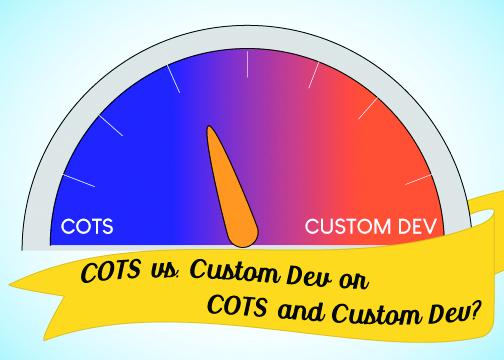 COTS vs Custom meter