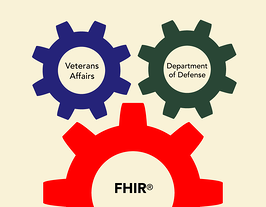 FHIR Graphic with gears
