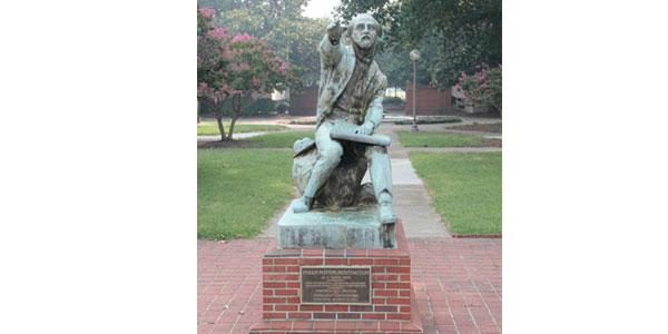 Collis P. Huntington  Anna Hyatt Huntington Bronze Site: 26th Street and West Avenue