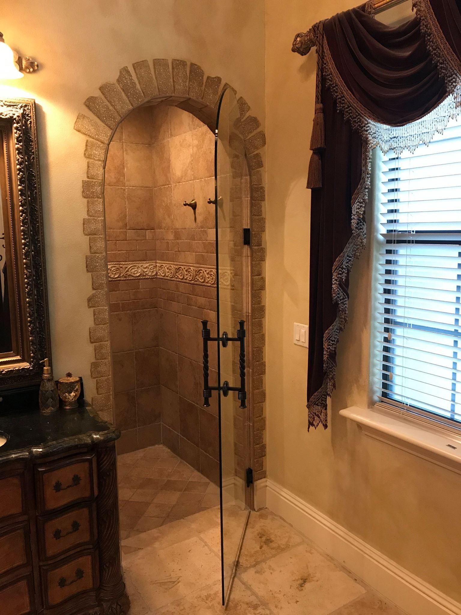shower glass door 6