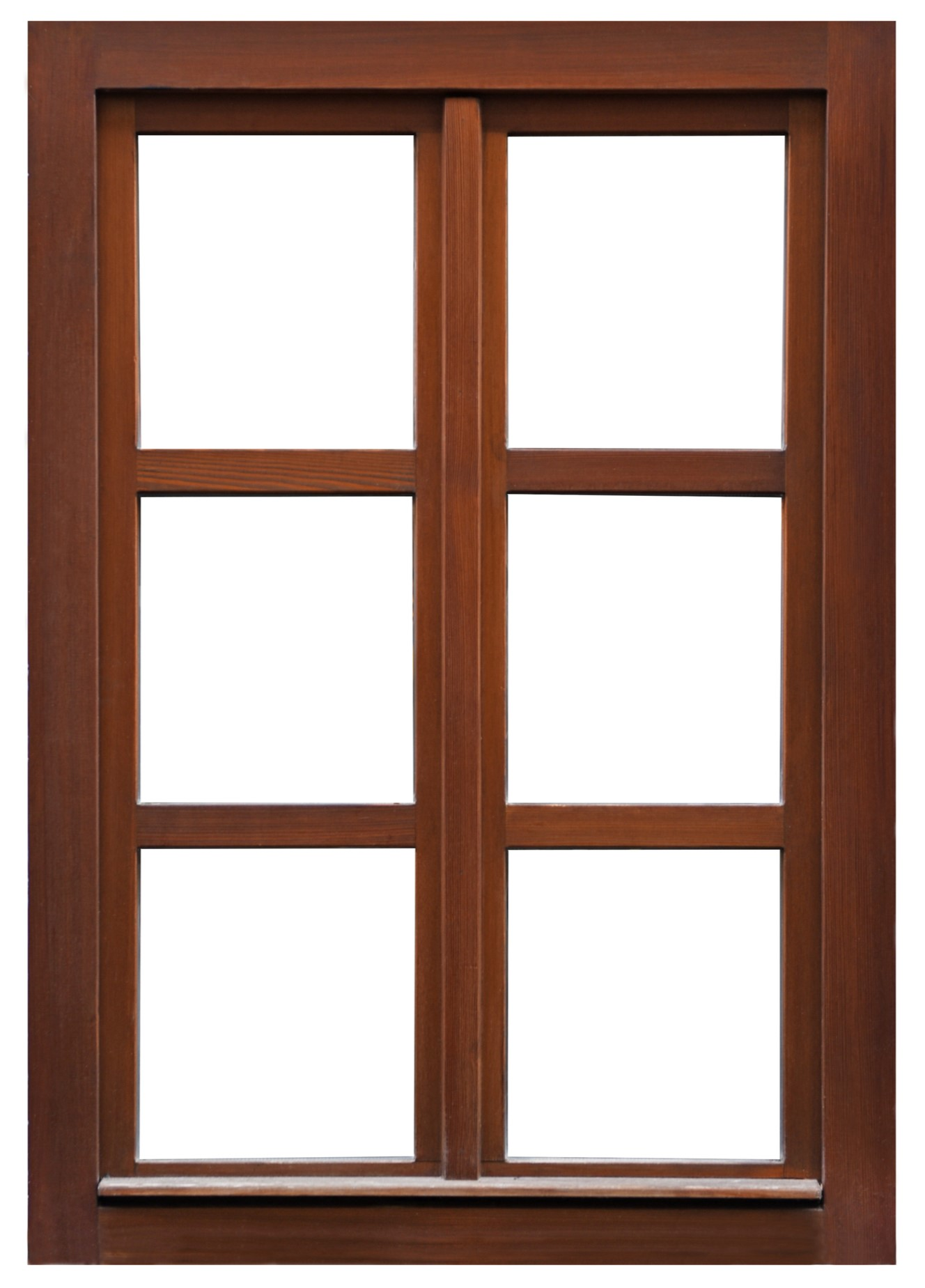 How to Replace the Windowpane in a Wooden Frame