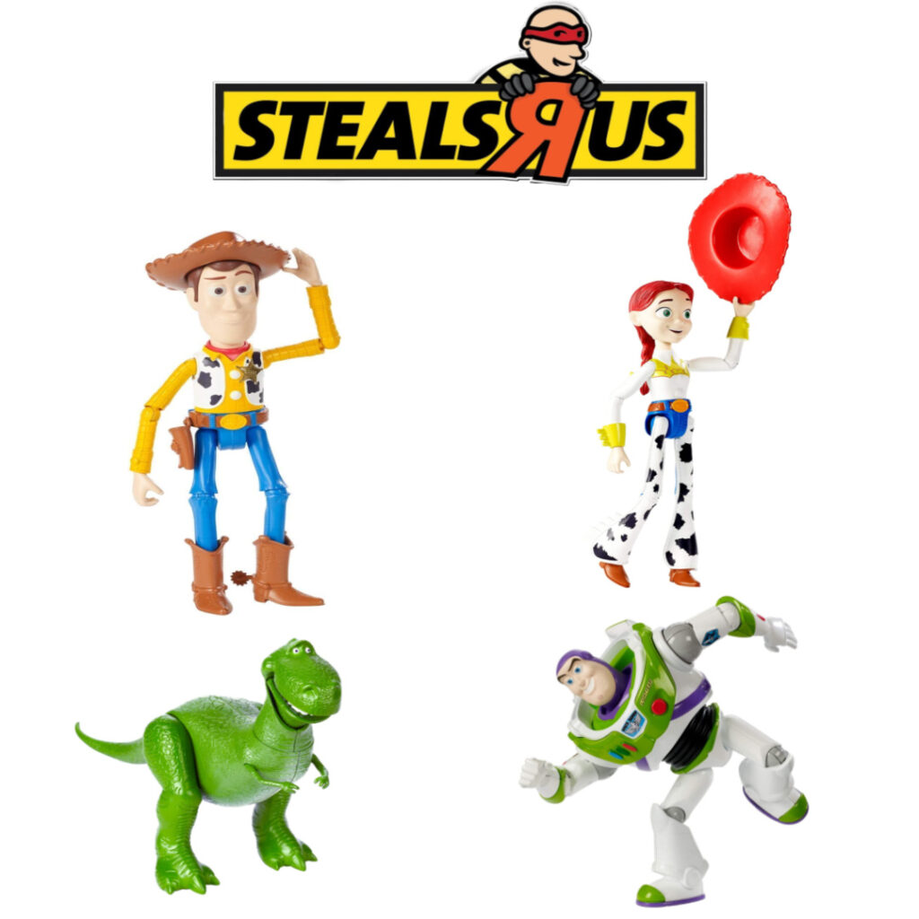 Now Available ( Each) Disney Pixar Toy Story Collection