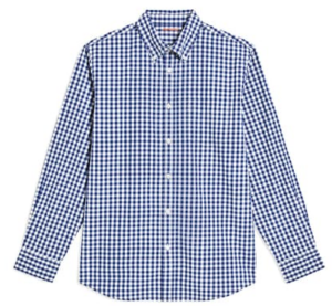 Micros Plaid Regular Fit Shirt On Sale For .98!