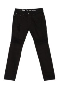 XRAY Classic Distressed Moto Jeans On Sale For 66% Off!