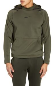 Nike Pro Fleece Pullover Hoodies On Sale For 33% Off!