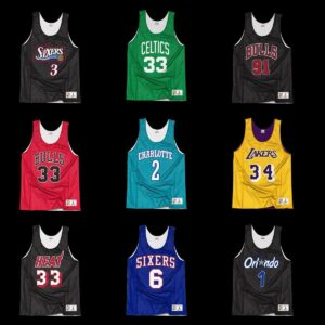 Mitchell & Ness Reversible Mesh Tanks On Sale 25% Off!