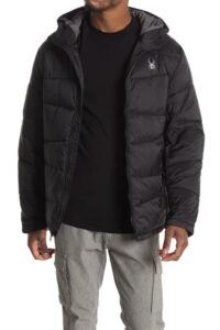 The SPYDER Nexus Puffer Jacket On Sale For  Shipped!