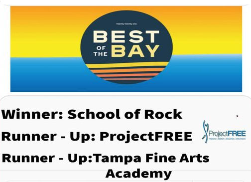 CL Best of the Bay Vote for Us