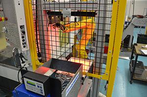 Robotic Manufacturing Unit
