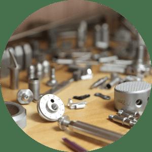 Precision Machine Shop Tooling