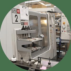 High Precision Machine Shop Equipment