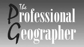 Professional Geographer