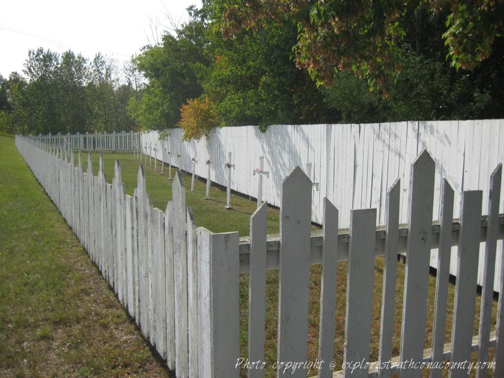 Fort Sask Goal Cemetery