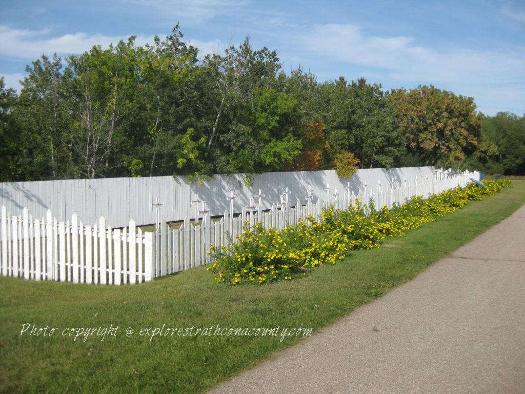 Fort Saskatchewan Goal Cemetery