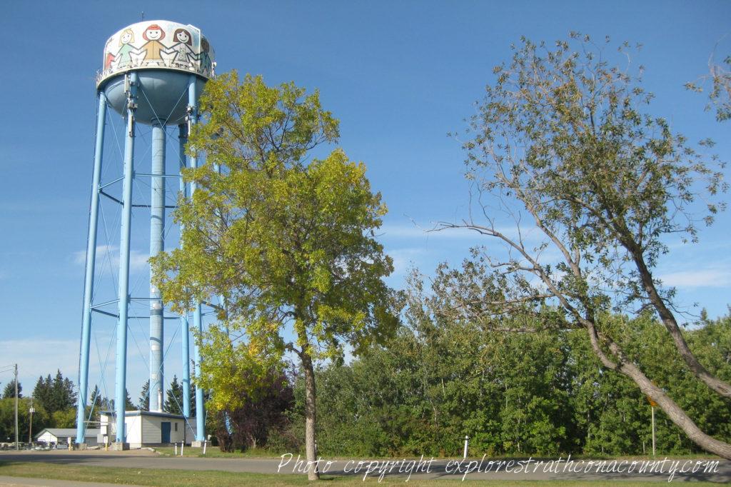 Fort Saskatchewan Water Tower