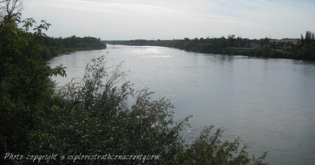 Fort Saskatchewan River Valley