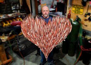 Flame Hearts