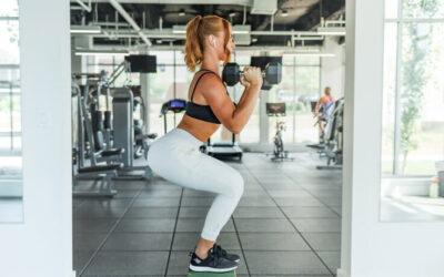 11 ejercicios para fortalecer glúteos y piernas