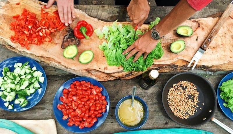 hábitos de alimentación saludable