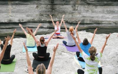Yoga: no solo hay Posturas,hay mucho más