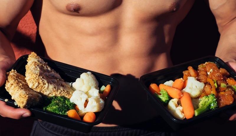 Dieta para lograr un cuerpo fitness