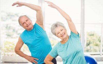 Principales beneficios del ejercicio en las personas mayores