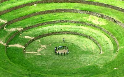 Campo de energía universal o círculo imaginario