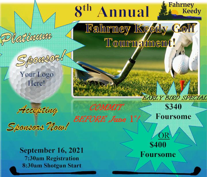 FK's 2021 Golf Tournament