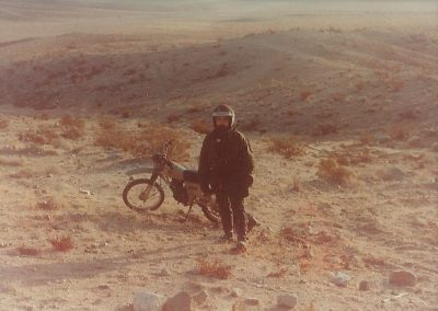 FT.IRWIN CA OPFOR 1982-1984 Death Valley, Scout.