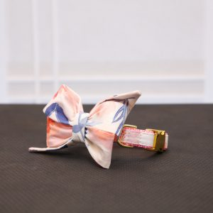 CLL Floral Belle Dog Bow Tie