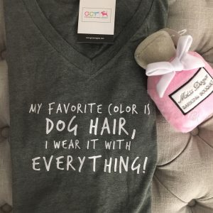 Favorite Color is Dog Hair Shirt