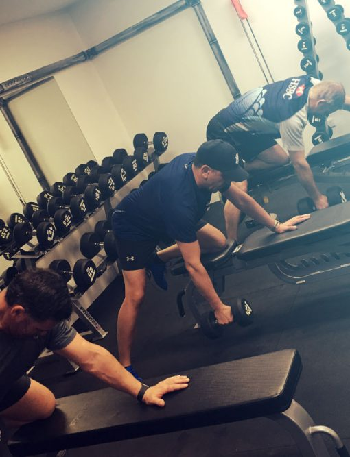 Get Motivated's 5am Club for Busy Men over 30 years of age is a cost effective small group Personal Training Program designed for those guys looking to get the most out of training in the shortest amount of time whilst not affecting any family or work time.