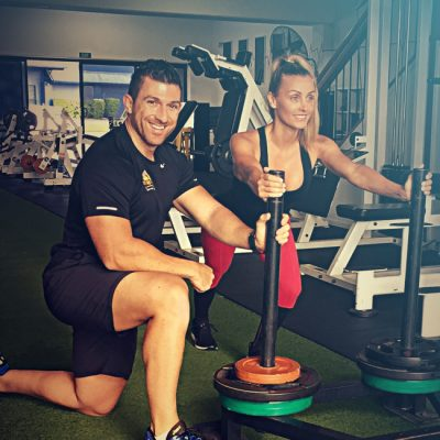 Your very own Personal Trainer to guide and support you at just a fraction of the cost of going to a personal trainer at a gym